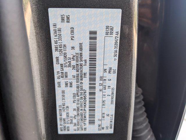 2019 Ford F-150 SuperCrew Cab 4x2, Pickup #KKD95767 - photo 22