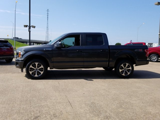2019 F-150 SuperCrew Cab 4x4,  Pickup #KKE03628 - photo 4