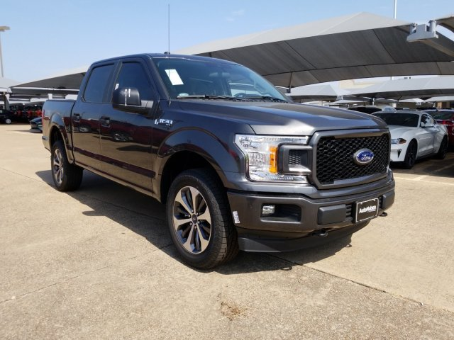 2019 F-150 SuperCrew Cab 4x4,  Pickup #KKE03628 - photo 9