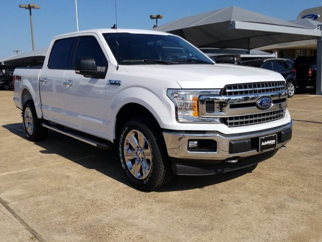 2019 F-150 SuperCrew Cab 4x4,  Pickup #KKE04159 - photo 3