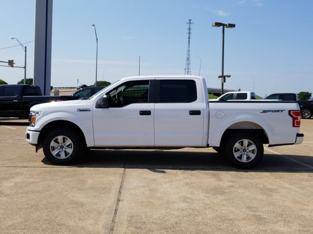 2019 F-150 SuperCrew Cab 4x2,  Pickup #KKE24069 - photo 4