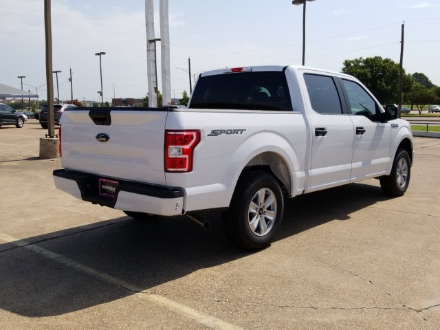 2019 F-150 SuperCrew Cab 4x2,  Pickup #KKE24069 - photo 7
