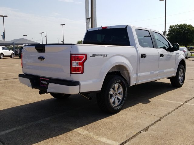 2019 F-150 SuperCrew Cab 4x4,  Pickup #KKE24073 - photo 7
