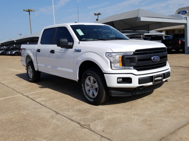 2019 F-150 SuperCrew Cab 4x4,  Pickup #KKE24073 - photo 9