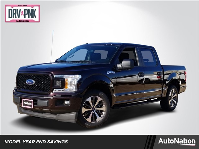 2019 F-150 SuperCrew Cab 4x2, Pickup #KKE59239 - photo 1