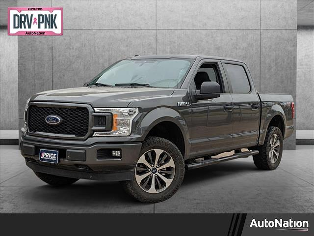 2019 F-150 SuperCrew Cab 4x4,  Pickup #KKE75336 - photo 1