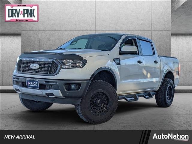 2019 Ranger SuperCrew Cab 4x2,  Pickup #KLA75115 - photo 1
