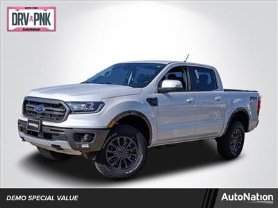 2019 Ranger SuperCrew Cab 4x4, Pickup #KLA98141 - photo 1