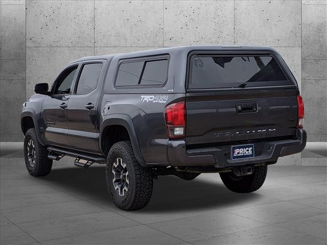 2019 Toyota Tacoma Double Cab 4x4, Pickup #KM261779 - photo 2