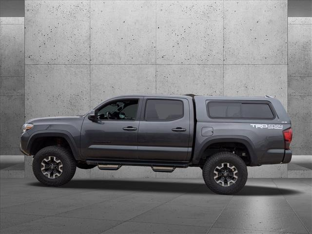 2019 Toyota Tacoma Double Cab 4x4, Pickup #KM261779 - photo 8