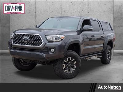 2019 Toyota Tacoma Double Cab 4x4, Pickup #KM261779 - photo 1