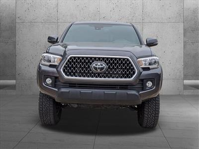 2019 Toyota Tacoma Double Cab 4x4, Pickup #KM261779 - photo 3