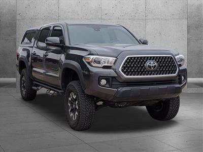2019 Toyota Tacoma Double Cab 4x4, Pickup #KM261779 - photo 4
