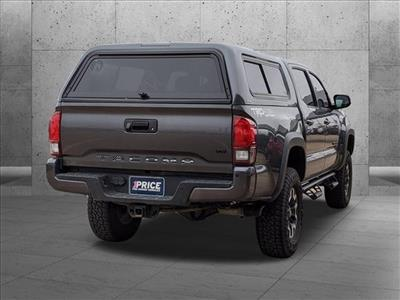 2019 Toyota Tacoma Double Cab 4x4, Pickup #KM261779 - photo 6