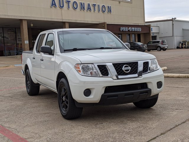 2019 Nissan Frontier Crew Cab 4x2, Pickup #KN728297 - photo 4