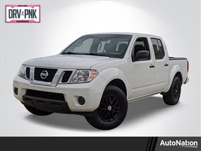 2019 Nissan Frontier Crew Cab 4x2, Pickup #KN728297 - photo 1