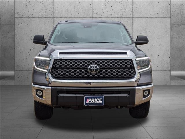 2019 Toyota Tundra Double Cab 4x4, Pickup #KX836360 - photo 3