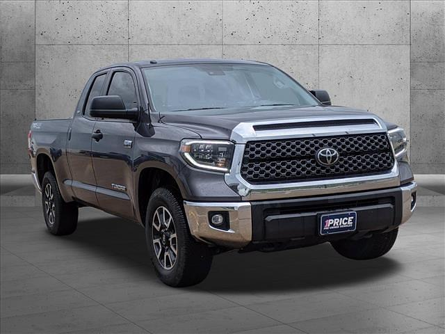 2019 Toyota Tundra Double Cab 4x4, Pickup #KX836360 - photo 4
