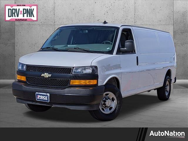2020 Chevrolet Express 2500 4x2, Empty Cargo Van #L1139768 - photo 1