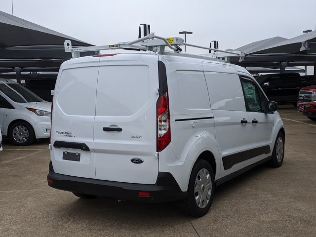 2020 Transit Connect, Adrian Steel General Contractor Upfitted Cargo Van #L1451820 - photo 3