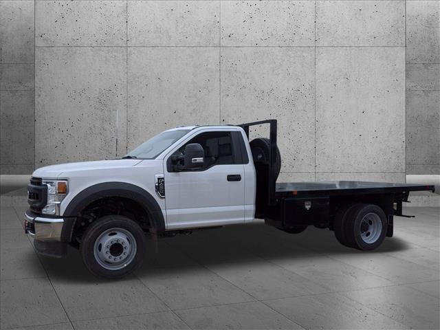 2020 Ford F-450 Regular Cab DRW 4x2, General Truck Body Platform Body #LEC56513 - photo 6