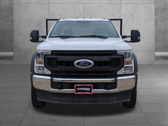 2020 Ford F-450 Regular Cab DRW 4x2, General Truck Body Platform Body #LEC56513 - photo 7