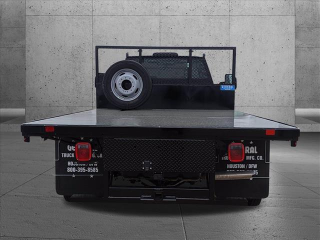 2020 Ford F-450 Regular Cab DRW 4x2, General Truck Body Platform Body #LEC56513 - photo 9