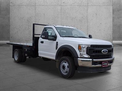 2020 Ford F-450 Regular Cab DRW 4x2, General Truck Body Platform Body #LEC56513 - photo 8
