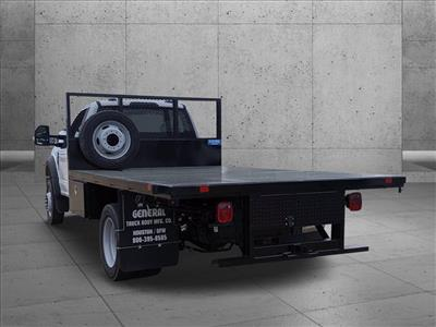 2020 Ford F-450 Regular Cab DRW 4x2, General Truck Body Platform Body #LEC56513 - photo 2