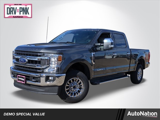 2020 F-250 Crew Cab 4x4, Pickup #LEC68907 - photo 1