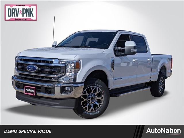 2020 Ford F-250 Crew Cab 4x4, Pickup #LEC87058 - photo 1