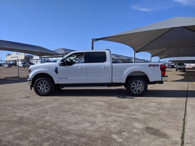 2020 Ford F-250 Crew Cab 4x4, Pickup #LEC87058 - photo 4