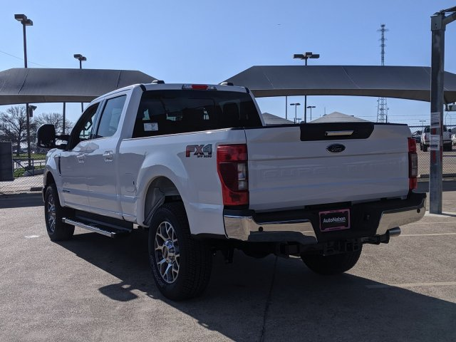 2020 Ford F-250 Crew Cab 4x4, Pickup #LEC87058 - photo 2