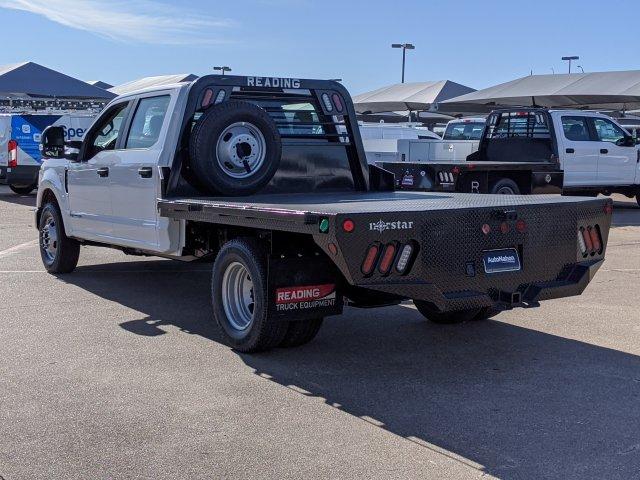 2020 F-350 Crew Cab DRW 4x2, Norstar SR Platform Body #LED13424 - photo 2