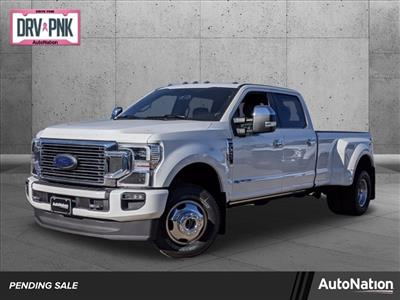 2020 Ford F-350 Crew Cab DRW 4x4, Pickup #LEE18049 - photo 1