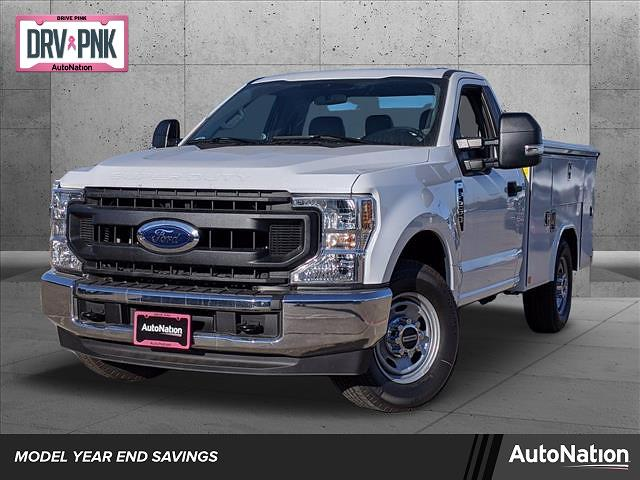 2020 Ford F-250 Regular Cab 4x2, Reading Service Body #LEE23608 - photo 1