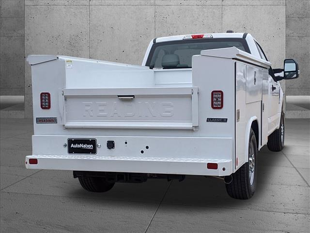 2020 Ford F-250 Regular Cab 4x2, Reading Classic II Steel Service Body #LEE34236 - photo 3
