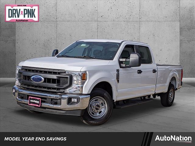 2020 Ford F-250 Crew Cab 4x2, Pickup #LEE43346 - photo 1
