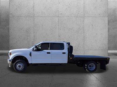 2020 Ford F-350 Crew Cab DRW 4x4, Norstar SR Platform Body #LEE53561 - photo 6