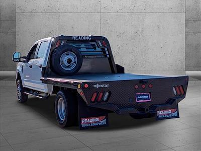 2020 Ford F-350 Crew Cab DRW 4x4, Norstar SR Platform Body #LEE53561 - photo 2