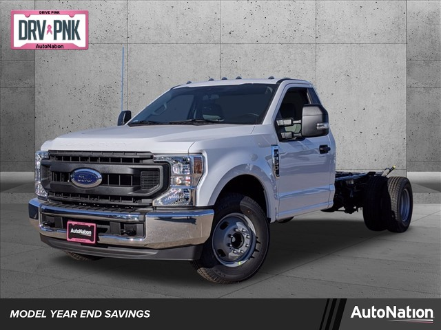 2020 Ford F-350 Regular Cab DRW 4x2, Cab Chassis #LEE74729 - photo 1