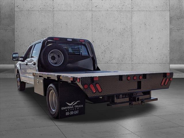 2020 Ford F-350 Crew Cab DRW 4x2, Platform Body #LEE90203 - photo 1
