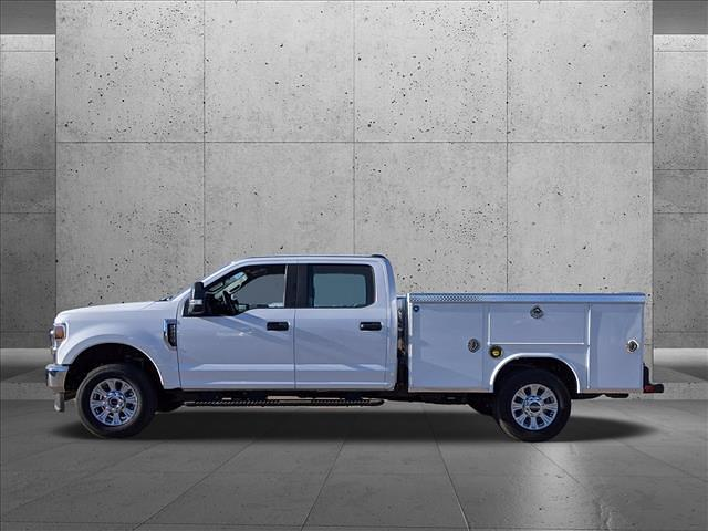 2020 Ford F-250 Crew Cab 4x2, Royal Truck Body Service Body #LEE90420 - photo 6