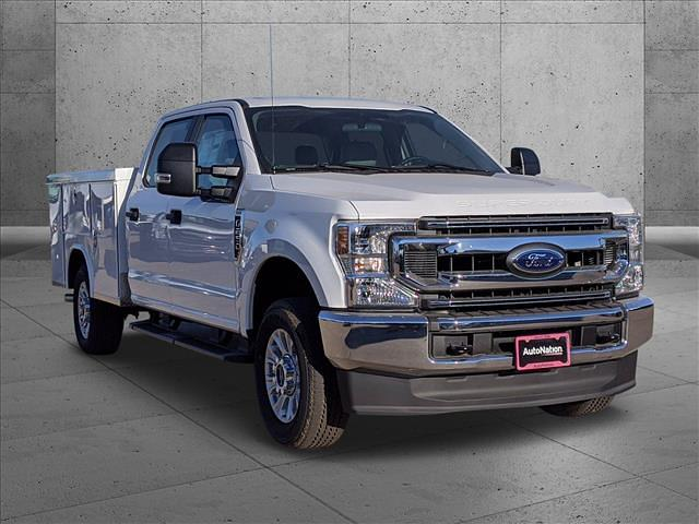 2020 Ford F-250 Crew Cab 4x2, Royal Truck Body Service Body #LEE90420 - photo 8