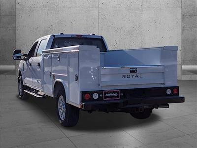 2020 Ford F-250 Crew Cab 4x2, Royal Truck Body Service Body #LEE90420 - photo 2