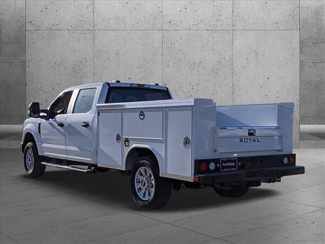 2020 Ford F-250 Crew Cab 4x4, Royal Service Body #LEE90423 - photo 1