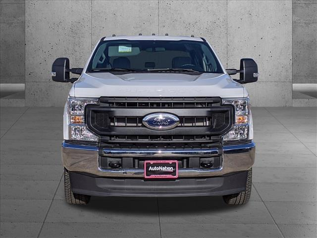 2020 Ford F-350 Crew Cab DRW 4x4, Reading SL Service Body #LEE90496 - photo 7