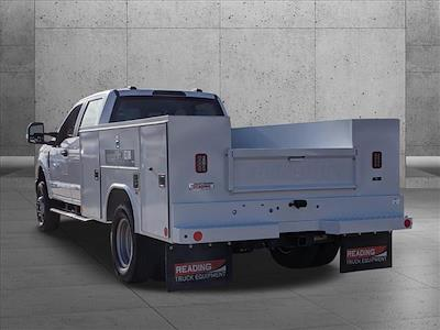 2020 Ford F-350 Crew Cab DRW 4x4, Reading SL Service Body #LEE90496 - photo 2