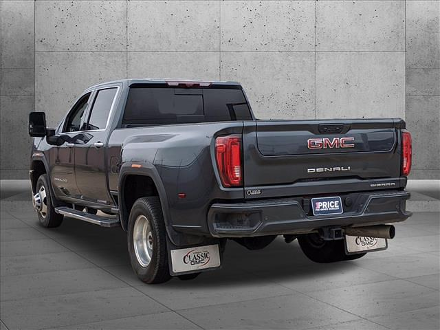 2020 GMC Sierra 3500 Crew Cab 4x4, Pickup #LF250783 - photo 1