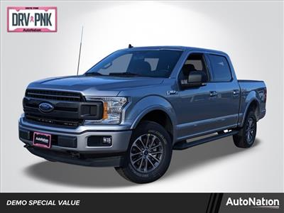 2020 F-150 SuperCrew Cab 4x4, Pickup #LFA48201 - photo 1